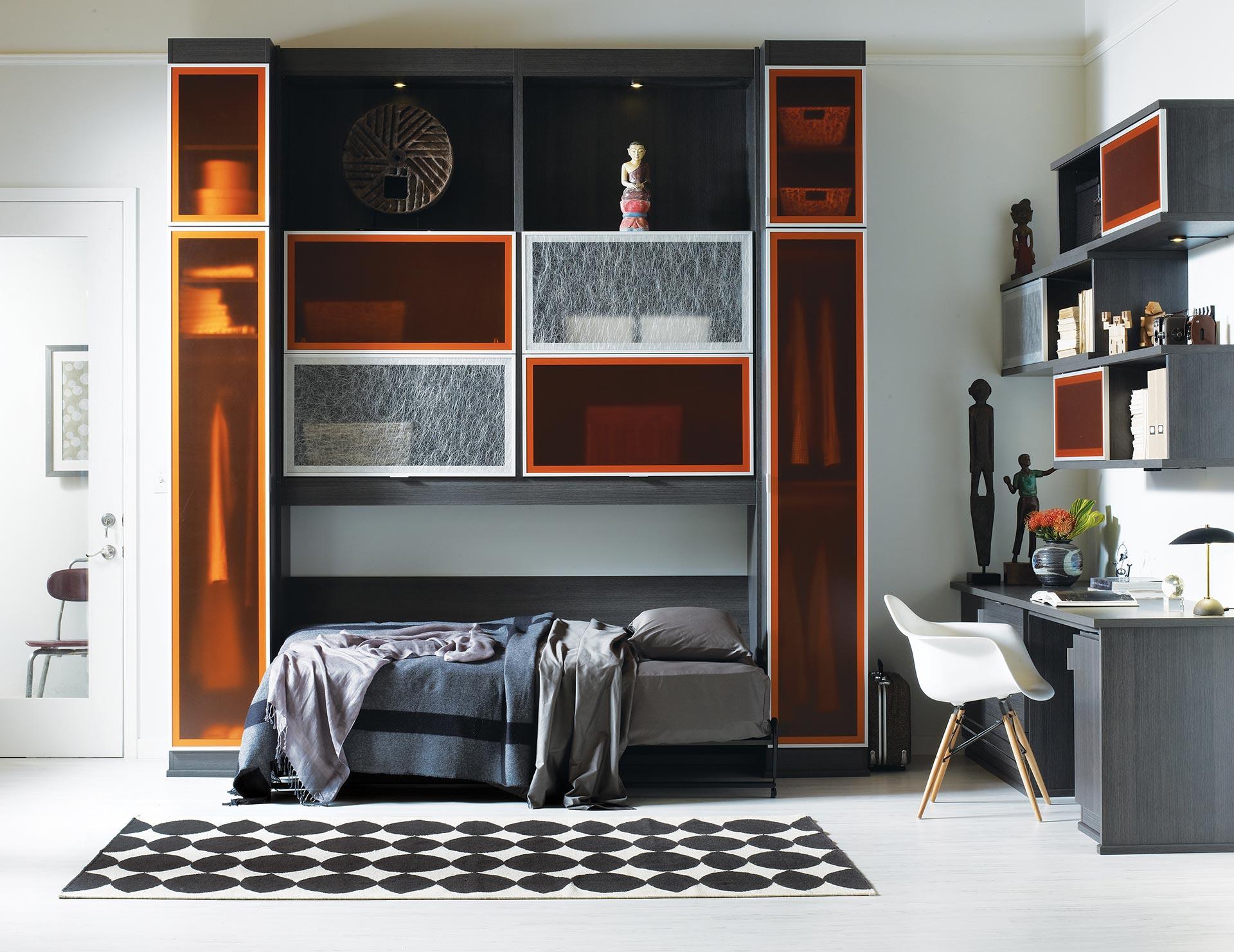 California closets murphy bed - California Closets Ottawa Side Tilt Murphy Bed