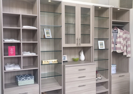 California Closets Manhasset Showroom Interior