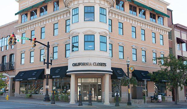 California Closets Carmel Showroom Exterior