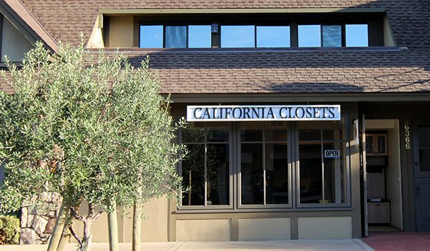 Armario a medida en monterey bay por california closets for California closets mexico