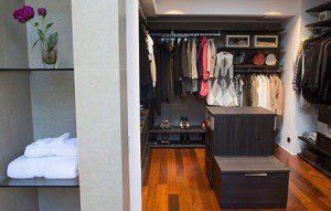 A Modern Virtuoso Master Closet