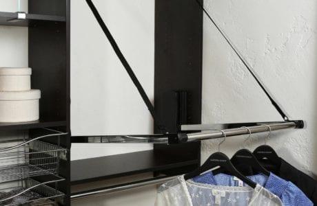 California Closets: Closet Accessories - Poles
