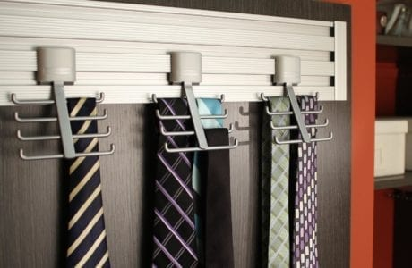 alifornia Closets: Closet Accessories - Hooks
