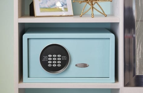 California Closets: Closet Accessories - Integrated Safe