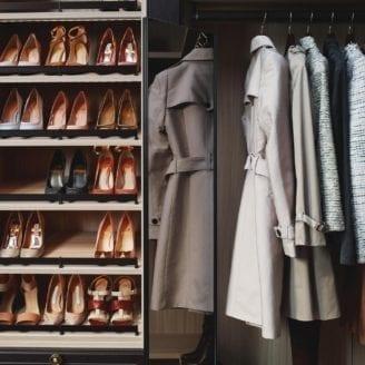 Accessoires de garde-robes