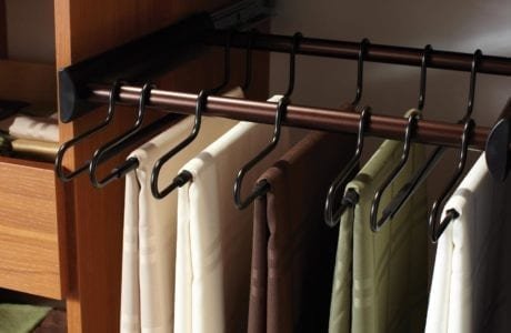 California Closets: Closet Accessories - Pull Out Racks & Accessories