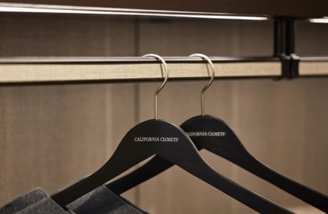 California Closets - Closet Lighting