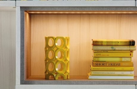 California Closets - Shelf Lighting