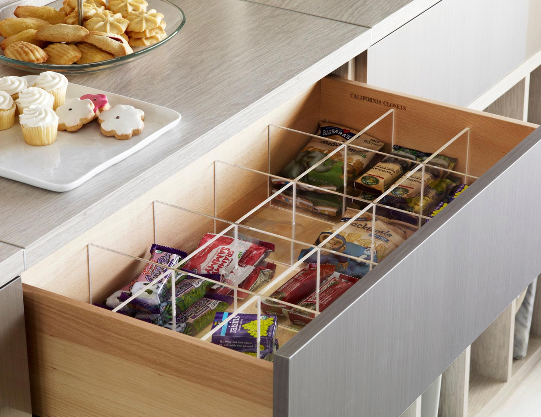 Pantry Storage Solutions Amp Accessories California Closets