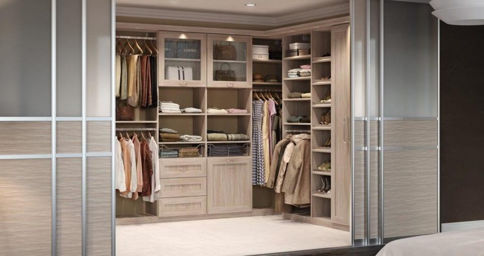 Sliding Closet Doors & Privacy Room Dividers | California Closets