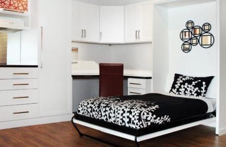 California Closets - Standard Murphy Bed