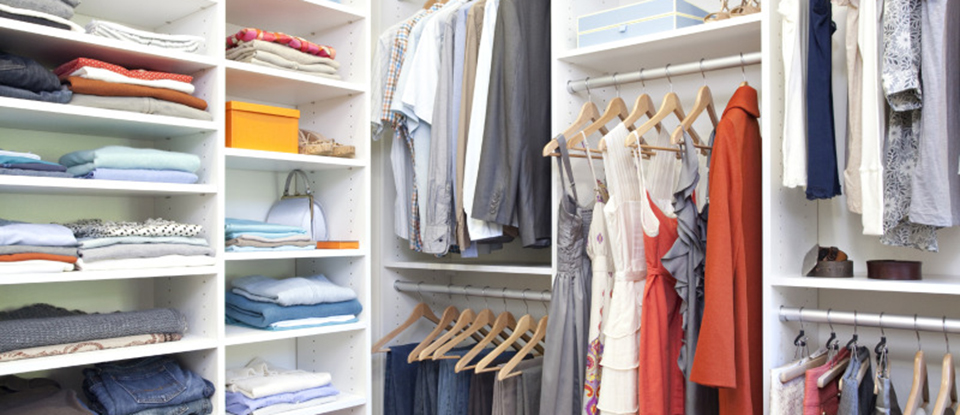 How to Get Your Closet Ready for Summer