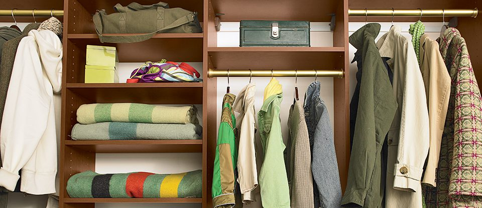 How to Get Your Home Closet Ready for Winter