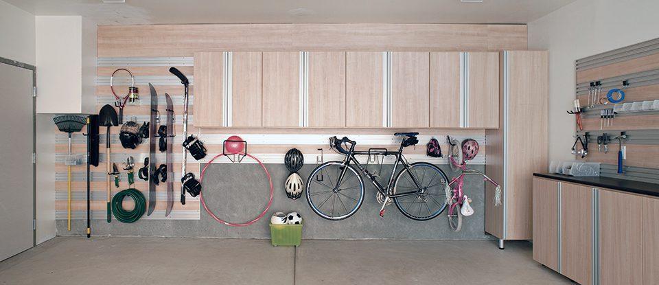 Comment organiser votre garage