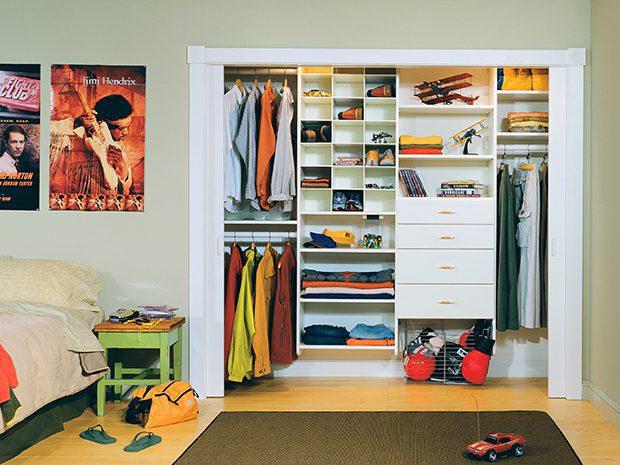 Attirant California Closets