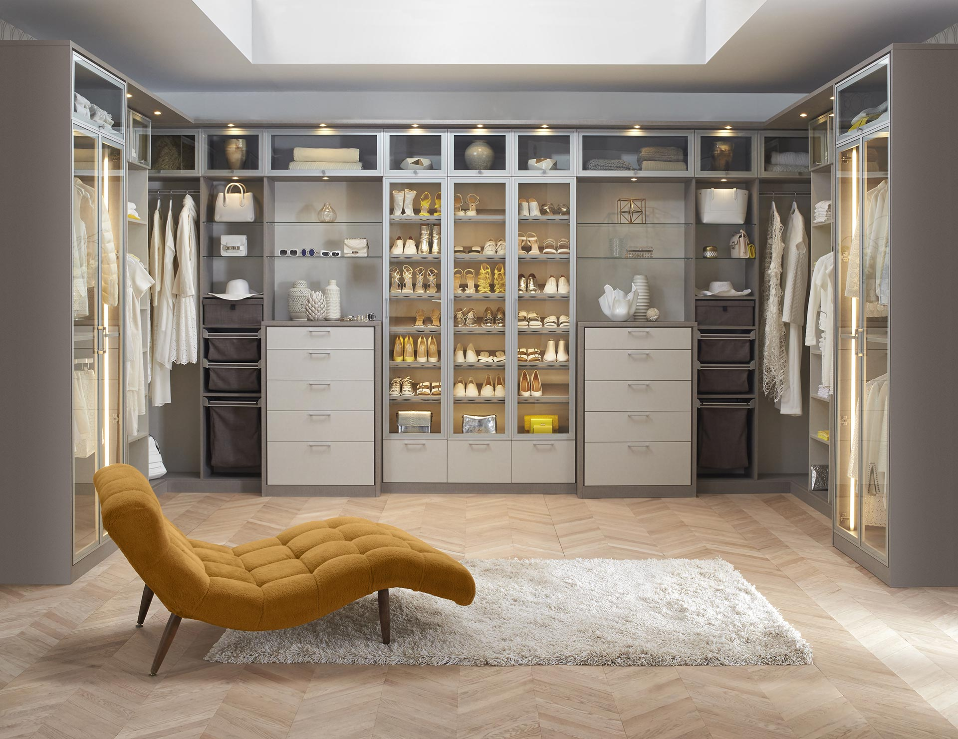 Walk in closet systems walk in closet design ideas - Walk in closet ideas ...
