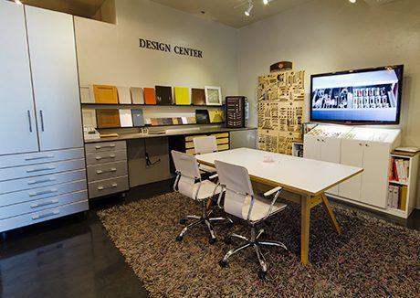 California Closets Gallery Row Showroom Interior