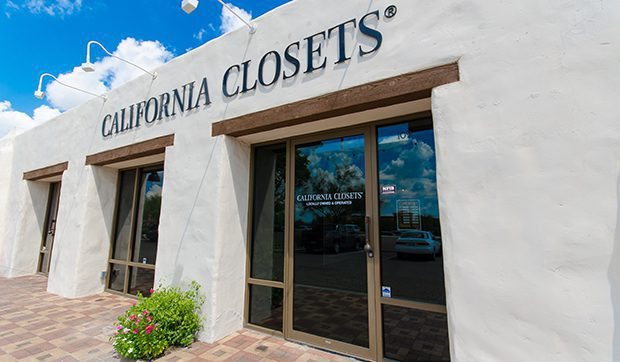 California Closets Gallery Row Showroom