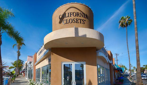 California Closets La Jolla Showroom Exterior