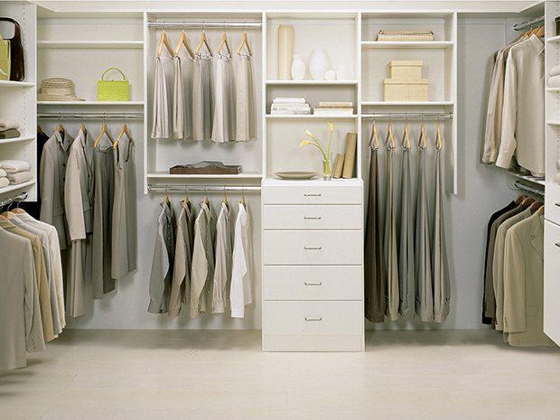 Get custom closets and walk-ins from California Closets