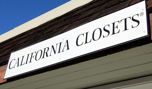 California Closets Los Alto Showroom Exterior