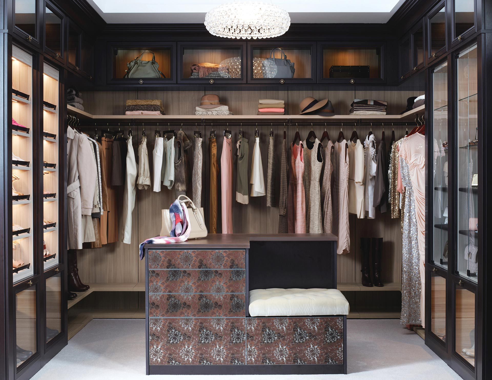 a119f026fa83a Walk In Closet Systems | Walk-In Closet Design Ideas | California ...