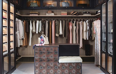 Looking for luxe design look at california closets for California closets puerto rico