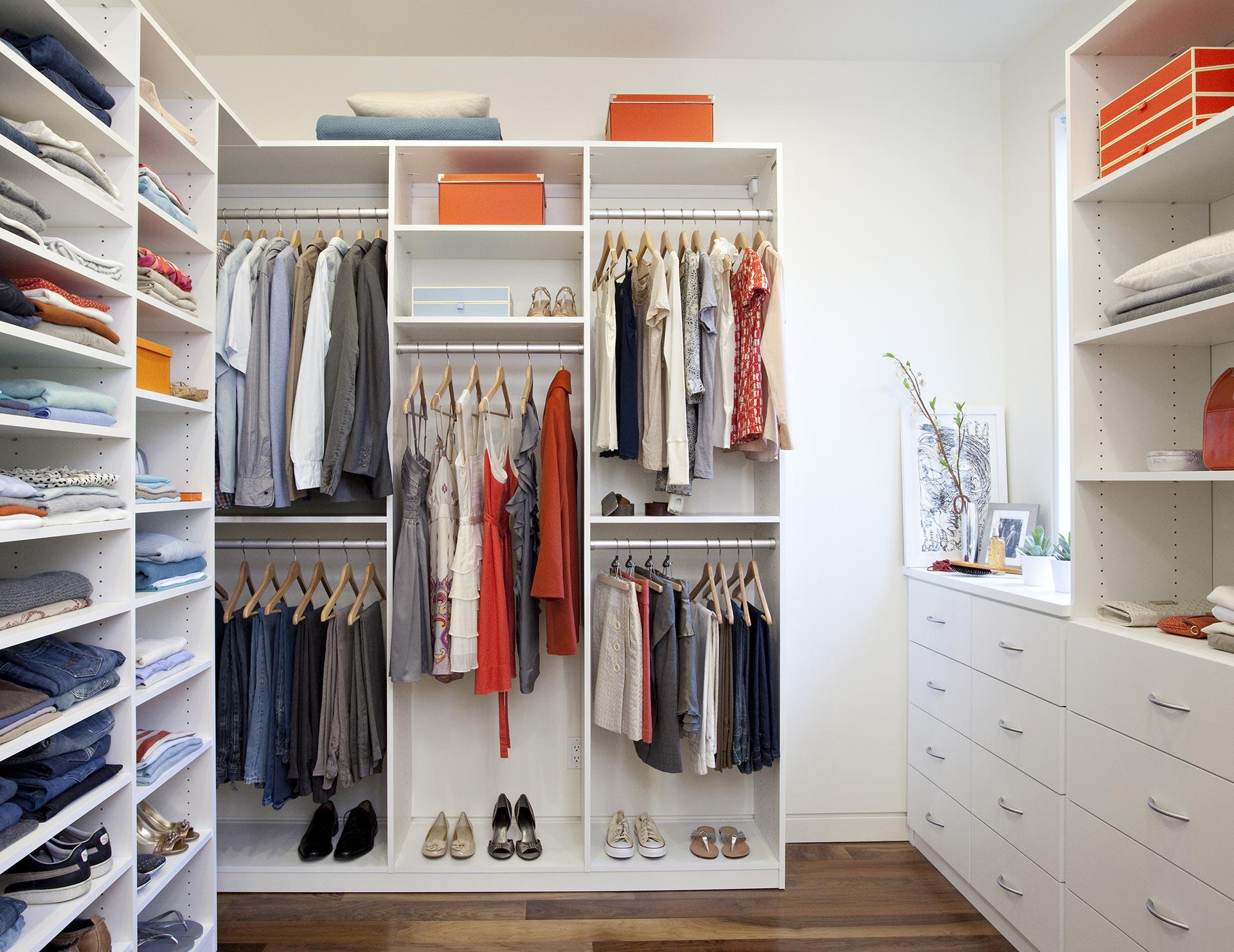sale retailer 5e6f0 9a32b Walk In Closet Systems | Walk-In Closet Design Ideas ...