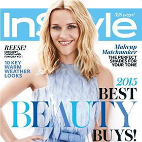 Featured in InStyle Magazine