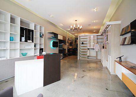 California Closets Melrose Showroom Interior