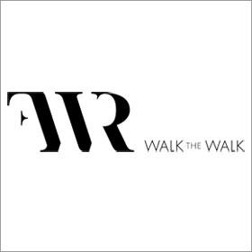 Fashion Week of Rochester Walk The Walk Logo
