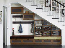 mudroom closet system