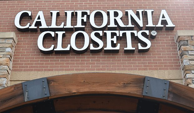 California Closets Overland Park Showroom Exterior