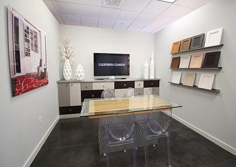 Interior California Closets Palm Beach Gardens Showroom