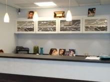 Panache Reception Office Space Design Idea