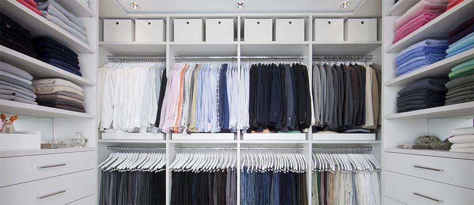 Todo en Blanco - California Closets
