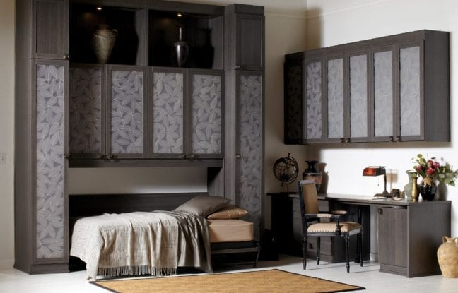 Murphy Bed Redesign Solution