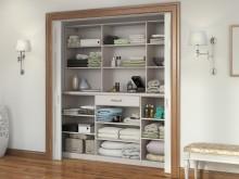 Linen Closet Storage Solutions By California Closets