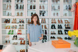 Tiffani Thiessen Walk-in Closet | California Closets