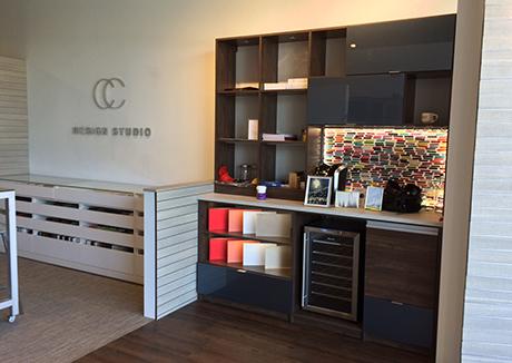 Studio City Showroom Interior 4