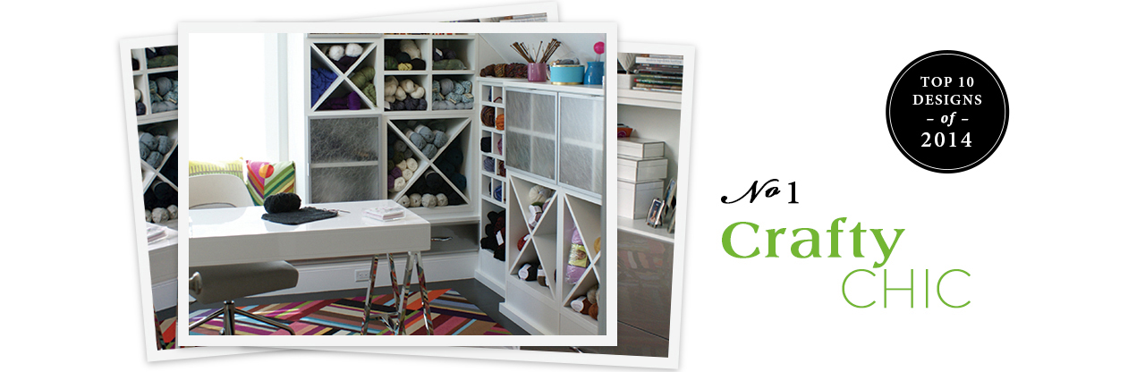 Top 10 Designs of 2014 - Crafty Chic