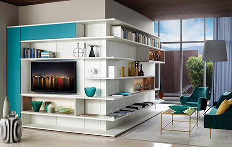 Get contemporary style from california closets for California closets puerto rico