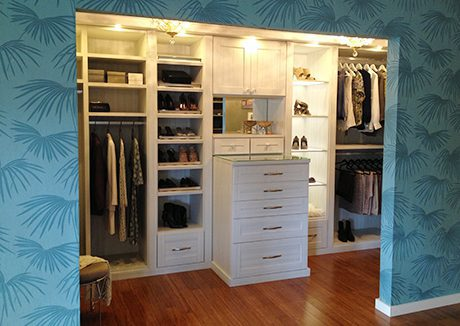 California Closets Westlake Village Showroom Interior