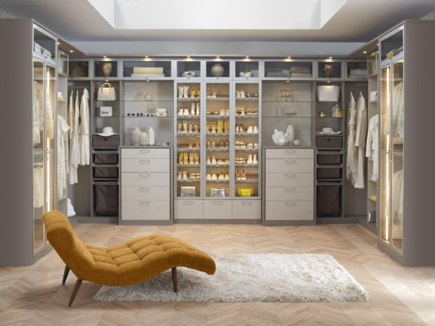 get custom closets designed from california closets