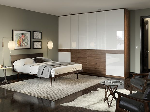 How to Create a Stress-Free Bedroom in 4 Simple Steps