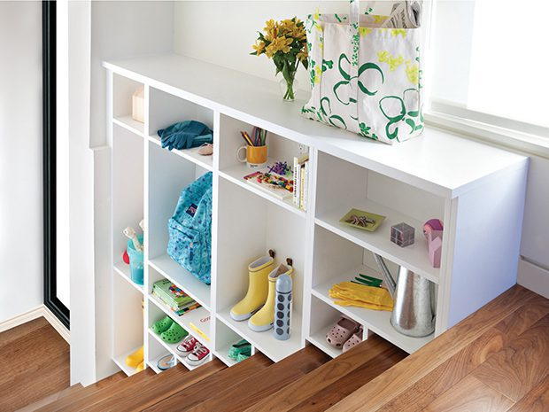3 Tips For Over And Under Stairs Storage California Closets