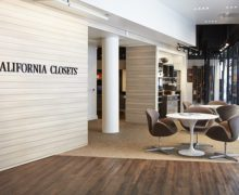 Custom Closets Showroom in San Francisco