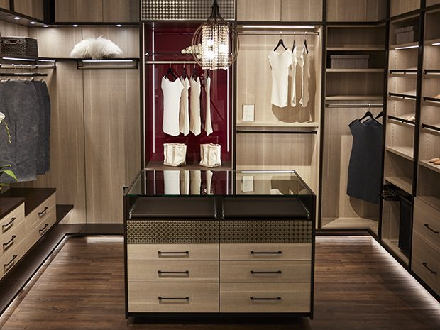Custom Closet - California Closets Showroom in San Francisco