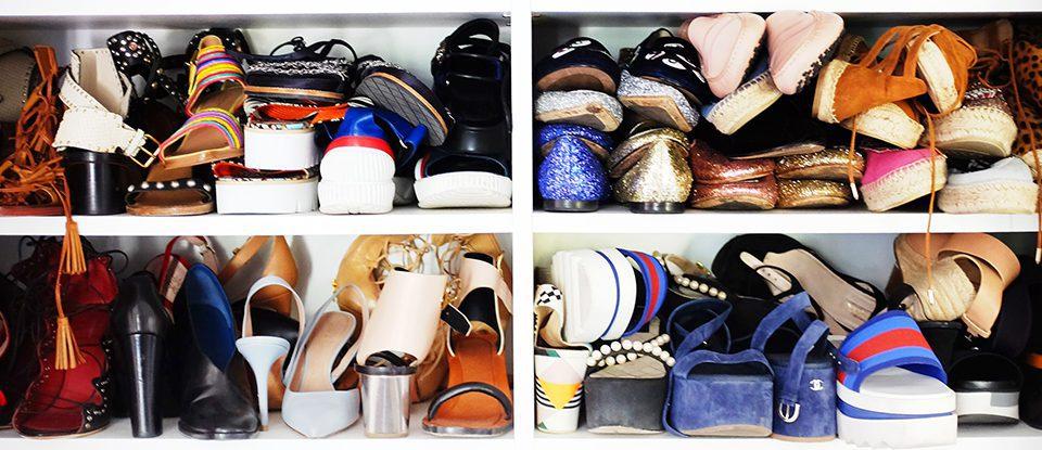 Des amis dans des endroits à la mode… Nouvelles exclusives sur Chiara Ferragni, précurseure de tendances de California Closets