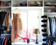 Chiara Ferragni's California Closet